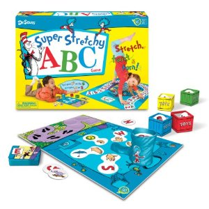 Dr. Seuss Super Stretchy ABC