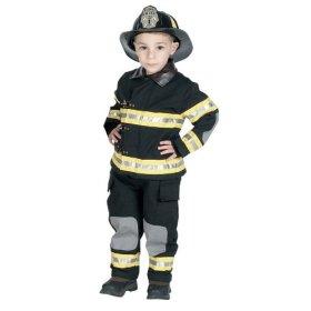 Jr. Firefighter Suit with Helmet