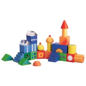 Fantasy Land Jigsaw Blocks